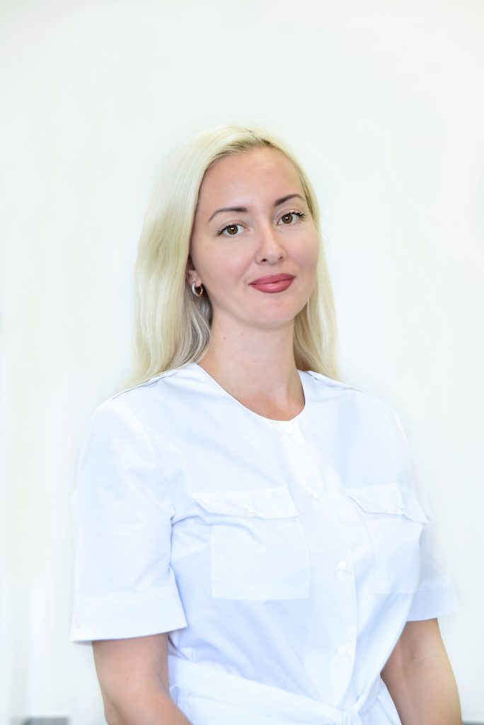 Блискавка Анастасия Александровна