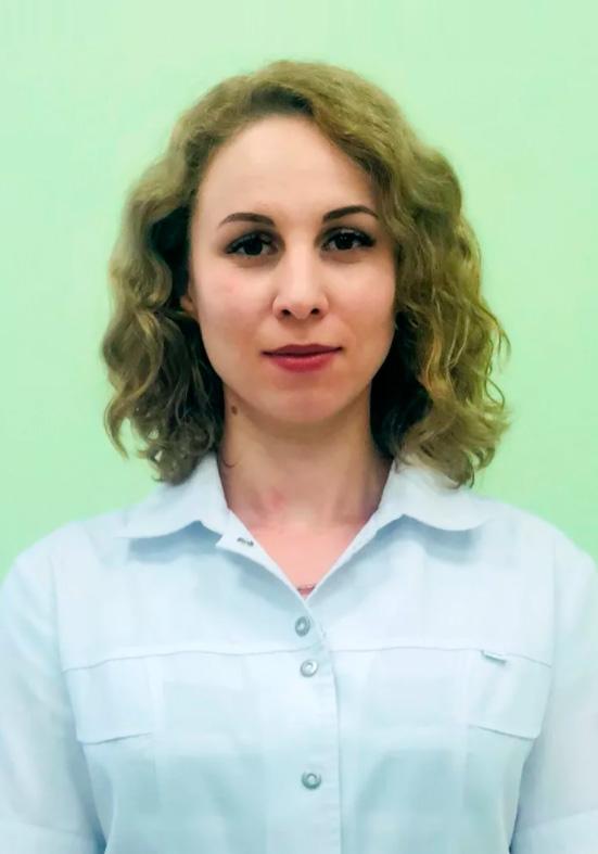 Курбатова Валентина Александровна
