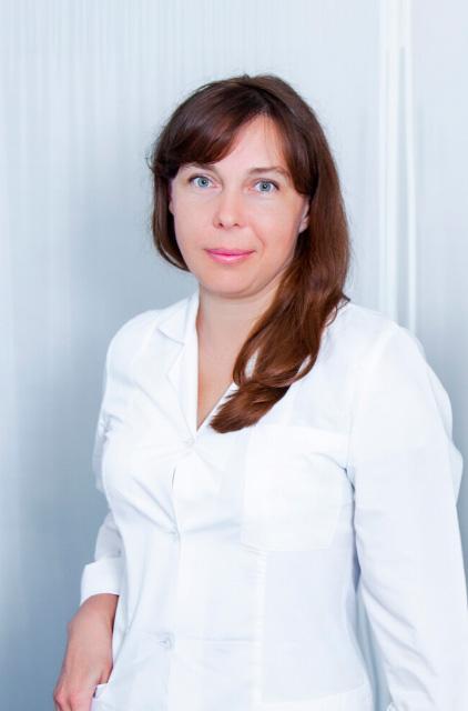 Маринчук Светлана Александровна