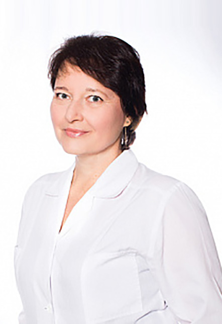 Смирнова Светлана Алексеевна