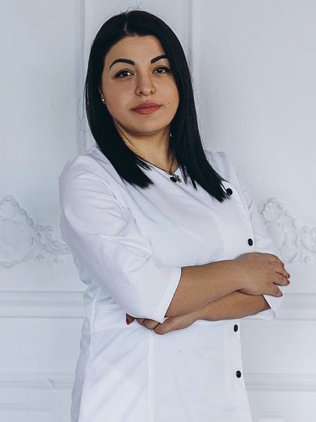 Мхеян Лусина Сержиковна