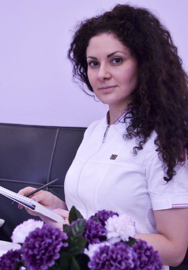 Никитина Виктория Михайловна