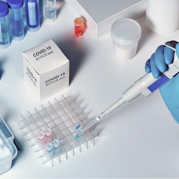 У нас можно сдать ПЦР-тесты на COVID-19